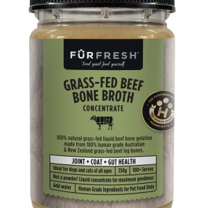 【FURFRESH】宠物膳食-澳洲牛骨胶原液 Grass-fed Beef Bone Broth Concentrate