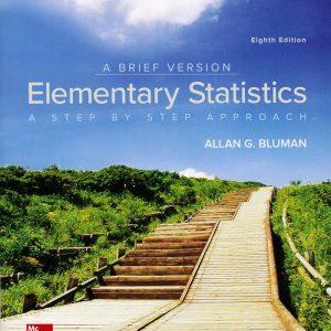 Elementary Statistics:A Brief Version 8/e Bluman(8版)
