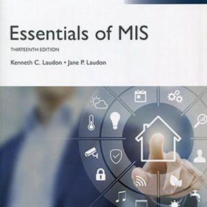 Essentials of MIS(GE)(13版)