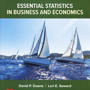 Essential Statistics in Business and Economics(3版)