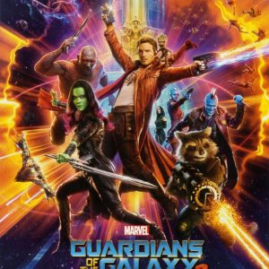 Pearson English Readers Level 4: Marvel Guardians of the Galaxy vol.2 with MP3
