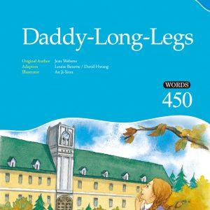 Daddy-Long-Legs【Grade 2】(2nd Ed.)(25K經典文學改寫讀本+1MP3)