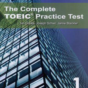 The Complete TOEIC® Practice Test (1) 附MP3/1片