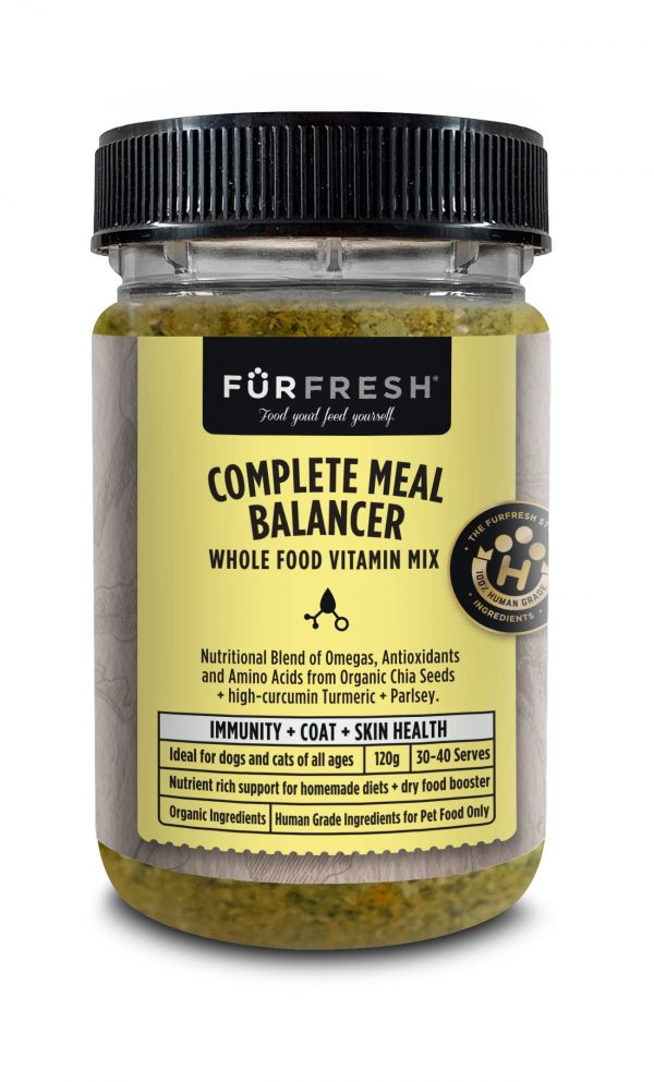 【FURFRESH】宠物膳食平衡粉 Complete Meal Balancer 120g