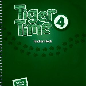 Tiger Time (4) Teacher's Book with Access Code