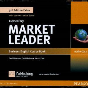 Market Leader 3/e Extra (Elementary) Audio CDs/3片