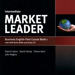Market Leader 3/e (Intermediate) Flexi Course Book 1 with DVD-ROM/1片 and Audio CD/1片