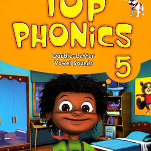 Top Phonics (5) Student Book with Hybrid CD/1片