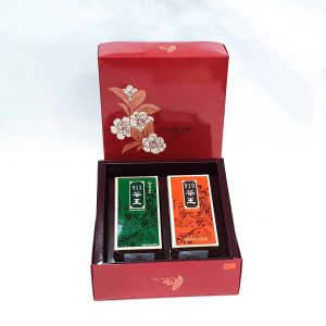 King's Ginseng Oolong Tea Set (913/919 300g each)
