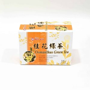Osmanthus Green Tea Bags (18 pk)