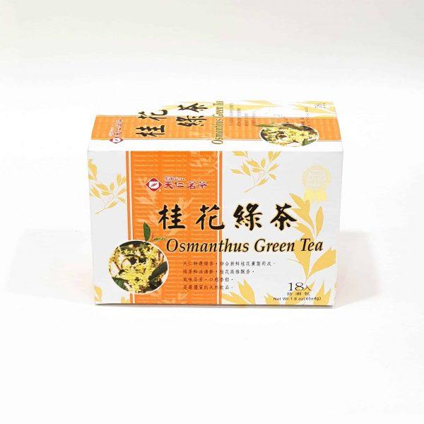 Osmanthus Green Tea Bags (18 pk)