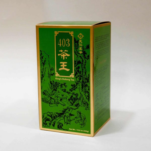 403 King's Oolong Tea ( 300 g )