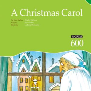 A Christmas Carol【Grade 3】(2nd Ed.)(25K經典文學改寫讀本+1MP3)