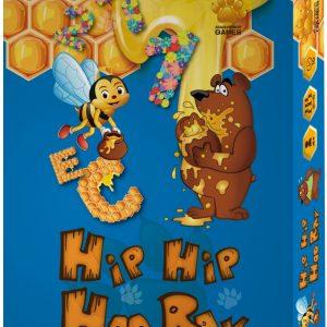 HIP HIP HOORAY 超High桌遊:數字、英文、顏色、心臟病、接龍多變玩法